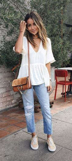 96 Best flowy tops images | My style, Clothes, Sty