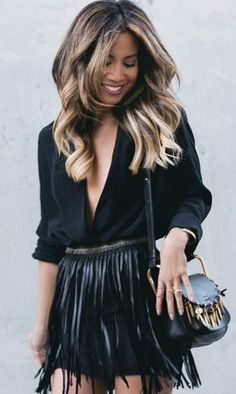34 Best Fringe Belt Outfit Coachella images | Fashion, Style, Outfi
