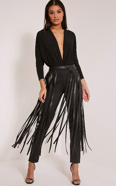 20 Cool Outfits With Fringe Belts - Styleohol