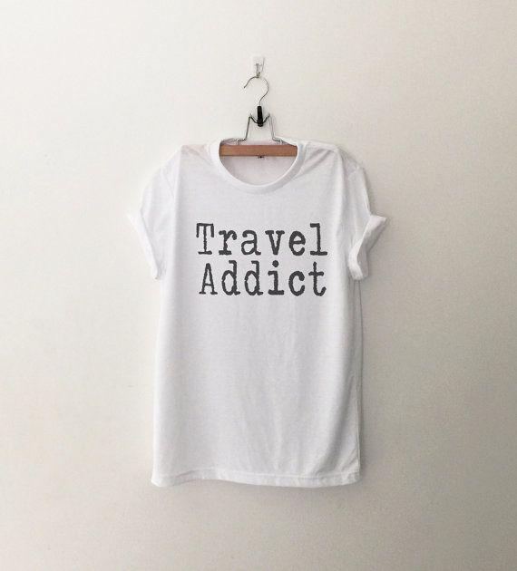 Travel shirt adventure shirt tshirt tumblr graphic tee white .