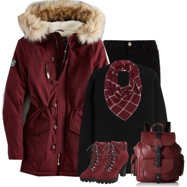 Parka Jacket Outfit Ideas For Women Over 30: Creative Ways To Wear .