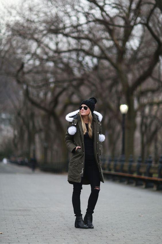 Parkas For Women: Best Outfit Ideas 2020 - LadyFashioniser.c
