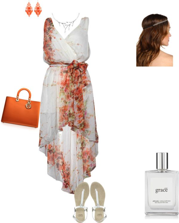 "garden party outfit"" by avamoselle on Polyvore 