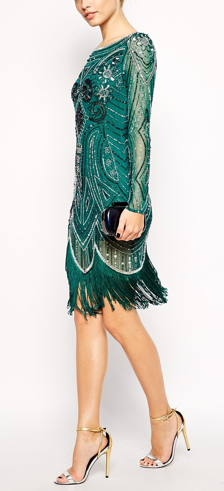 Great Cruise Dress.... jm....Gorgeous in green http://rstyle.me/n .