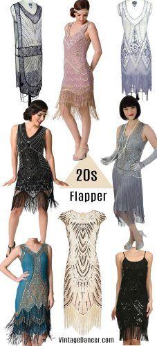 1920s Flapper Dresses & Quality Flapper Costumes | 1920s flapper .