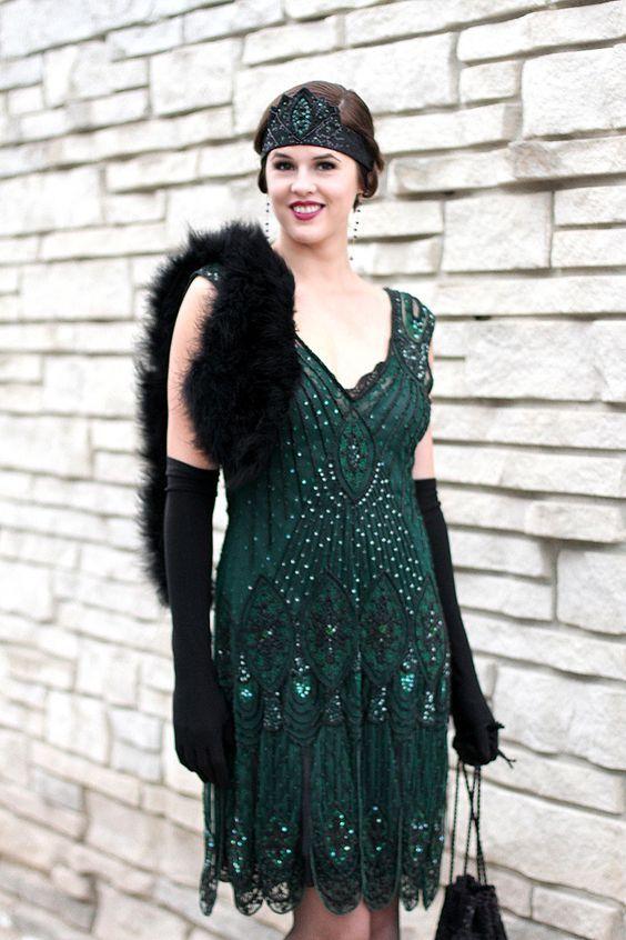 What I Wore: Roaring Twenties | Roaring 20s fashion, Vintage .