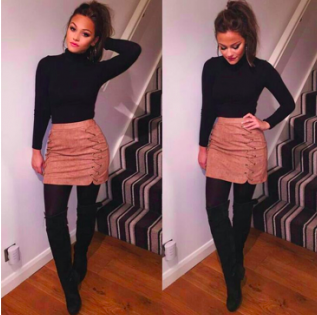 How to Dress for Clubbing in the Winter | Fashion, Clothes, Cute .