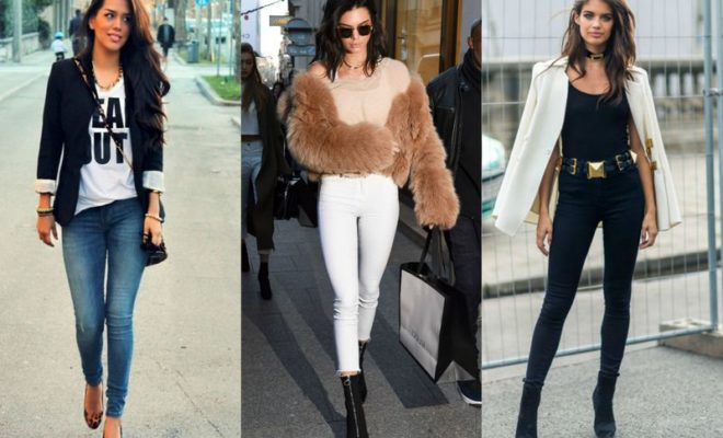 74 Gorgeous Club Outfits With Jeans | Outfits Ideas For Women -Gloss