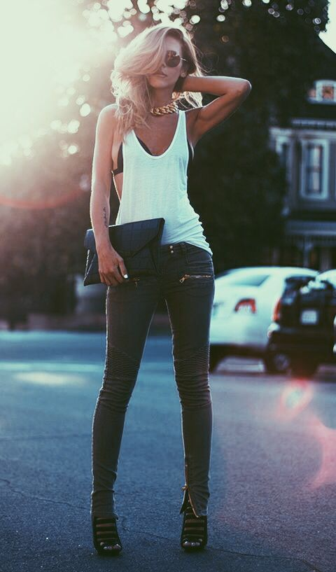 20 Girls Night Out Outfit Ideas - Pretty Desig