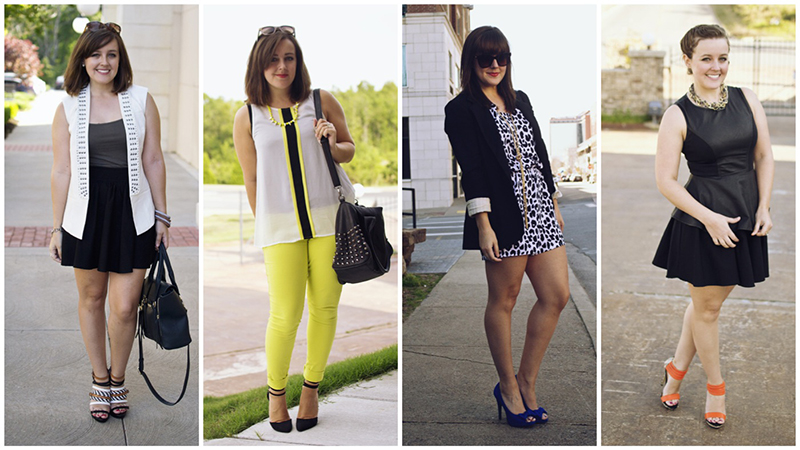 Ladies Night Out @ The Promenade (plus outfit ideas) — aj wears .