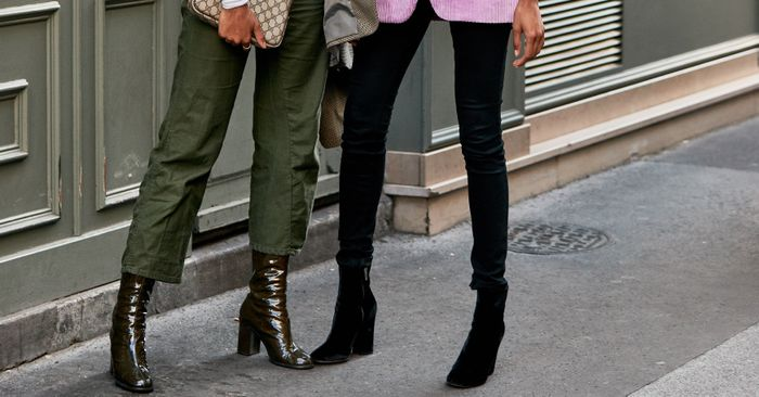17 Outfit Ideas to Wear With All Your Black Ankle Boots | Who What .