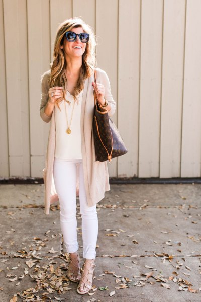 How to Style Gold Cardigan: Top 15 Eye Catching Outfit Ideas for .