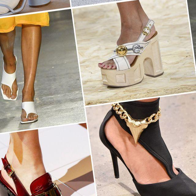 7 Biggest 2020 Shoe Trends - Top Shoe Trends 20