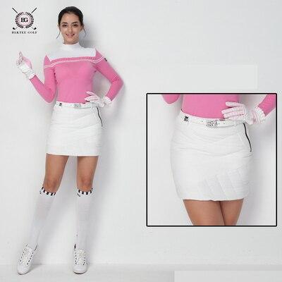Golf Women Skirts Ladies Cotton Skort for Tennis Golf Apparel New .