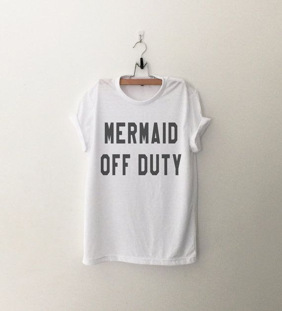 Mermaid off duty • Sweatshirt • Clothes Casual Outift for • teens .