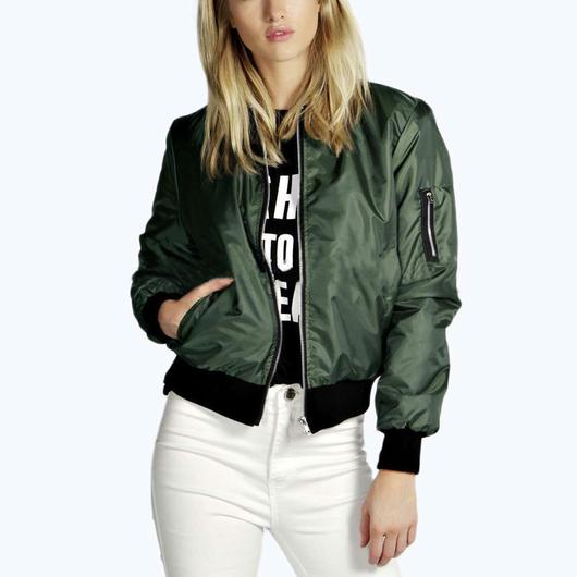 Bomber Jacket Women | Shop Emma™ Women's Bomber Jacket – Alexia &