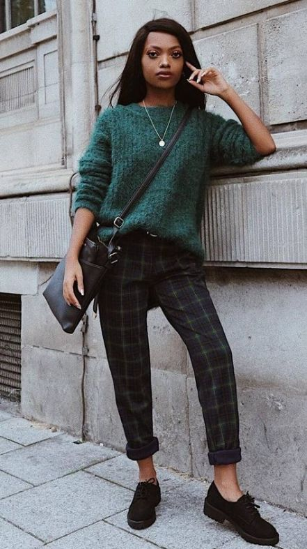 How to wear green pants bags 47 Ideas for 2019 #howtowear | Winter .