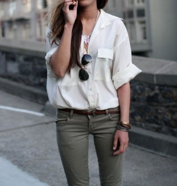Top 15 Green Skinny Jeans Outfit Ideas - FMag.c