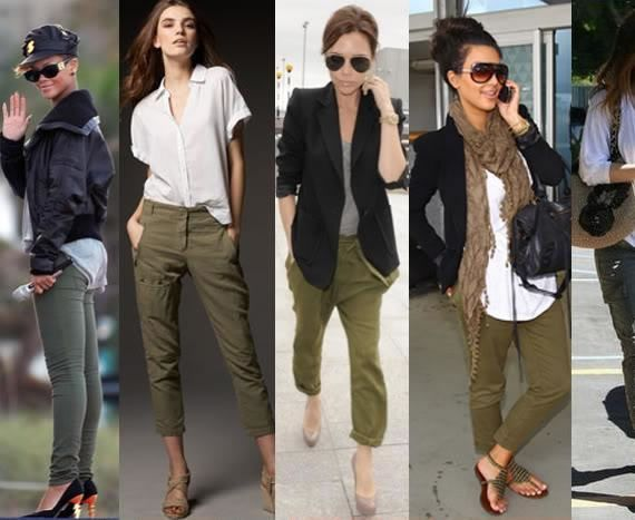 What To Wear With Army Green Skinny Jeans – The Best Way To Wear .