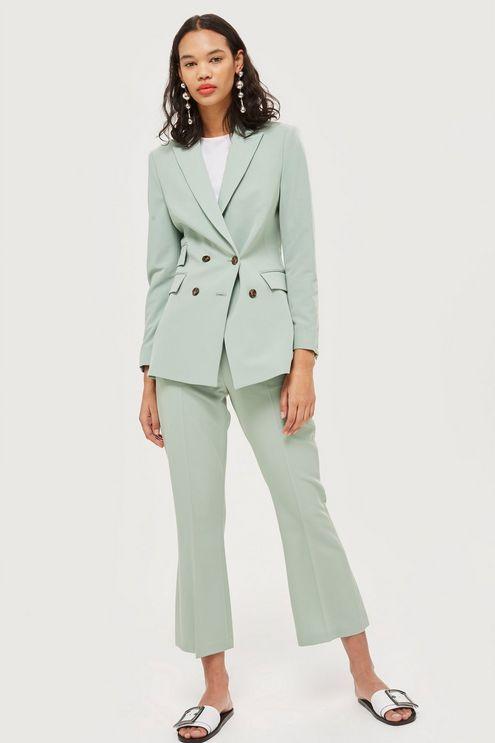 Pistachio Suit | Looks, Look, Ter
