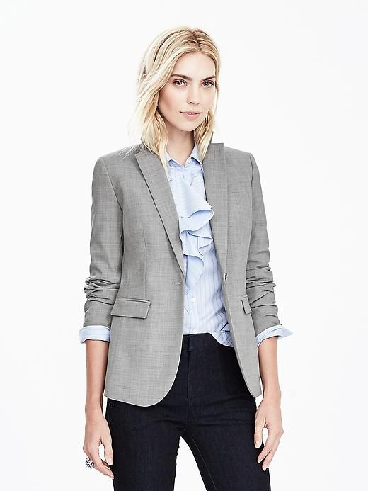 product photo (With images) | Jacket outfit women, Blazer outfits .