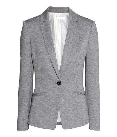 Still looking for that perfect grey blazer... | H&M US | Blazer .