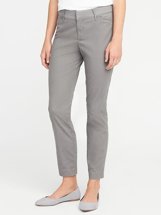 Mid-Rise Pixie Ankle Chinos for Women | Pants for women, Old navy .