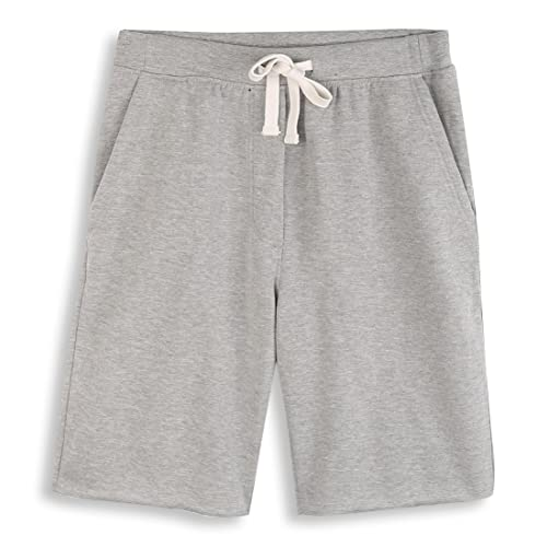 Grey Sweat Shorts: Amazon.c