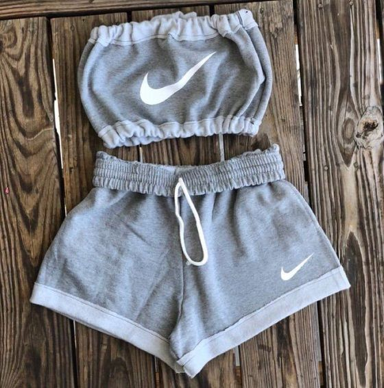 Find Out Where To Get The Shorts | Teenager outfits, Nike outfits .