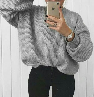32 Cheap Sweater Outfit Ideas for Women - Style Spac