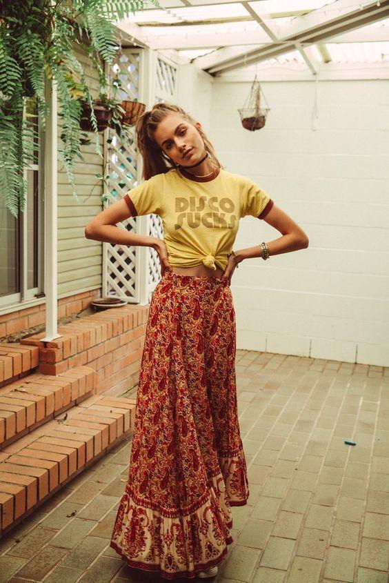 roressclothes clothing ideas #women fashion Wild Magnolia Maxi .