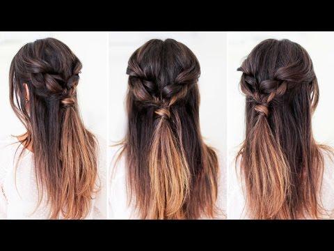 job interview hairstyles - YouTu
