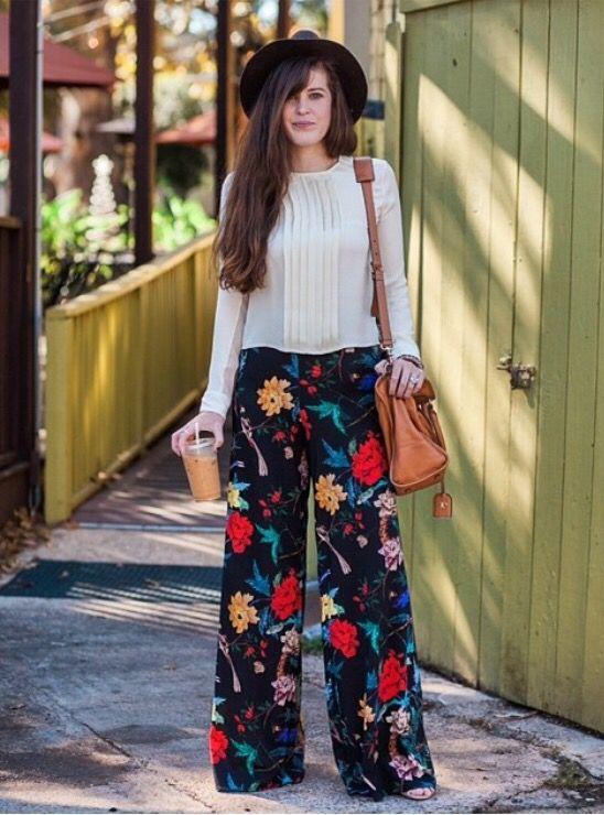 All this casual Hawaiian pants for the summer | Floral pants .
