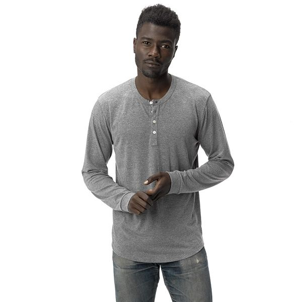 40 Best Henley Shirt Outfit Ideas for Men | Henley shirts, Women's .