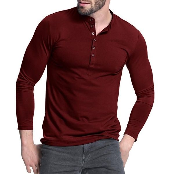 Henley shirt for men best styish fashion shirts in 2019 | Long .