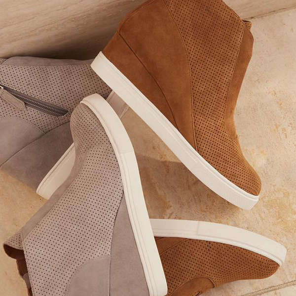 10 Best Wedge Sneakers | Rank & Sty