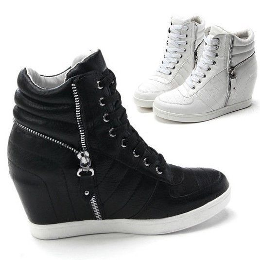 Dog Posts on | Hidden wedge sneakers, Wedge sneakers, Sho