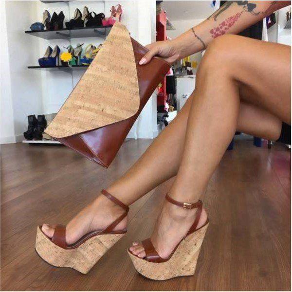Pin on FSJ Women's Style Sandal sho