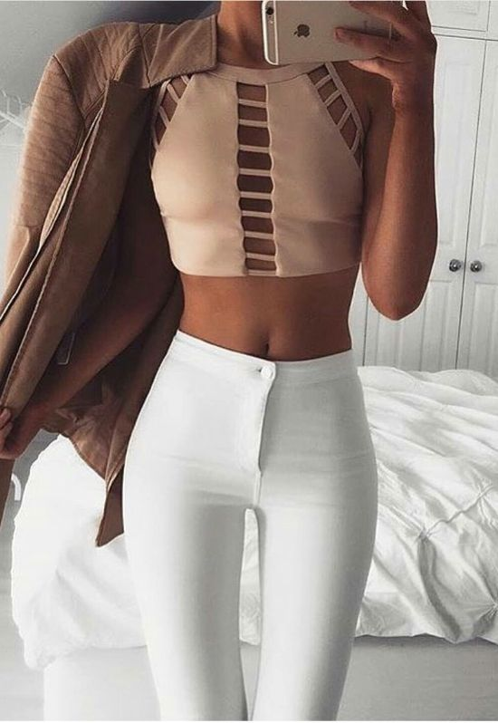 Girly, Chic, Sensual: 30+ Amazing Outfit Ideas To Try Right N