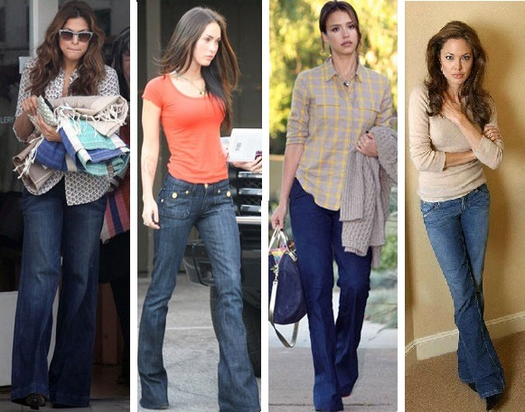 Outfits with Boot Cut Jeans - 26 Ways to Wear Bootcut Jea