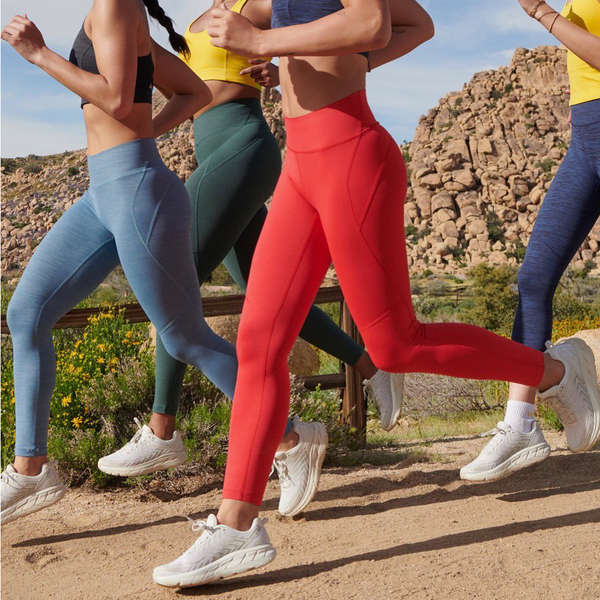 10 Best High-Waisted Workout Leggings | Rank & Sty