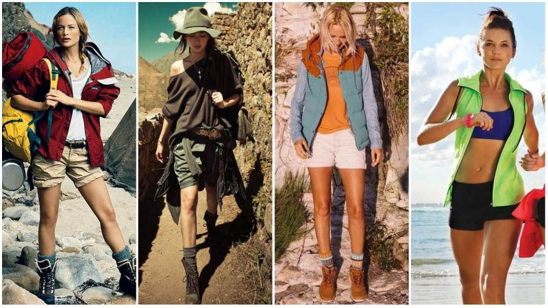 Stylish and Comfortable Hiking Outfits for Women | Cute hiking .