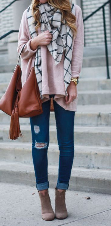 32 Cheap Sweater Outfit Ideas for Women | Winter dress outfits .