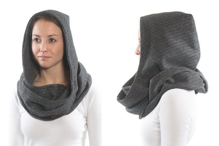 Nuna Hood Scarf | Indiesew | Clothes, Named clothing, Diy sewing .