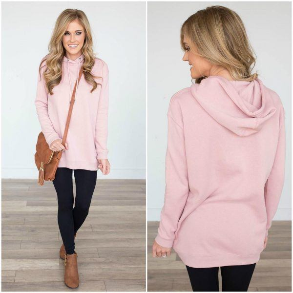 Outfits With Hoodies- 40 Ideas How to Wear Hoodies for Wom