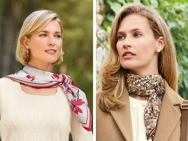 The Scarf Style Guide / Cotswold Journ