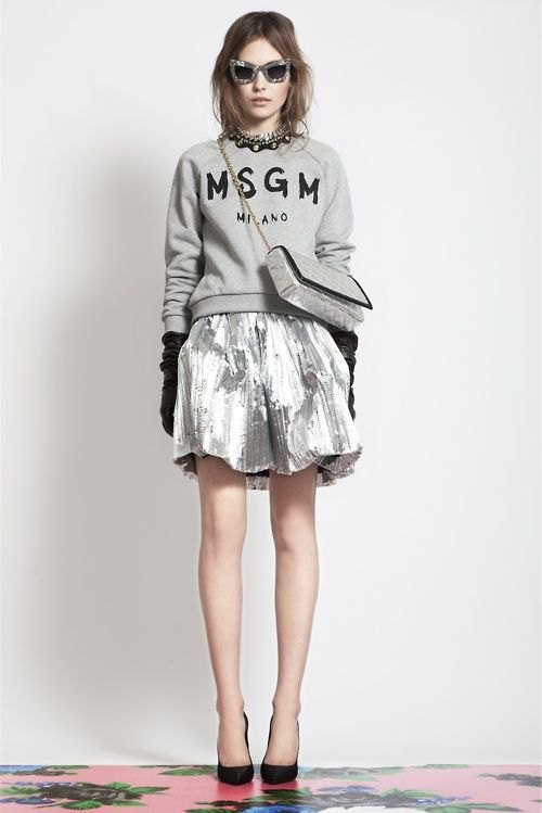 15 Best Tips on How to Style Metallic Skirt - FMag.c