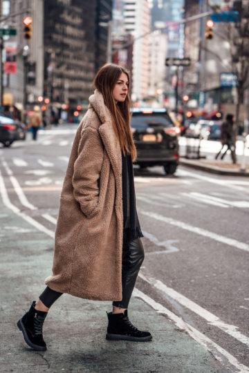 Teddy bear? – NO, Teddy coat? – Why not! | Vo Style Fashion .