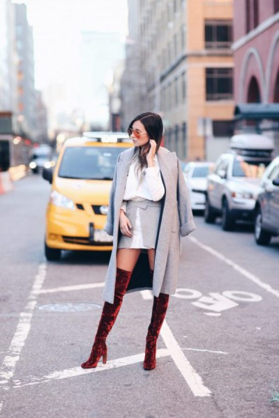14 Best Tips on How to Style Velvet Boots - FMag.c