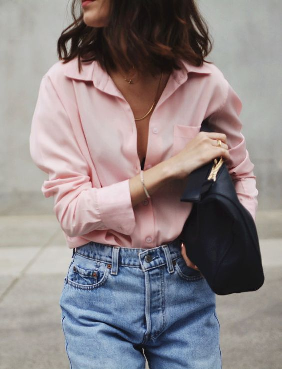 14 Stylish Ideas on How To Wear Blush Tops - FMag.c